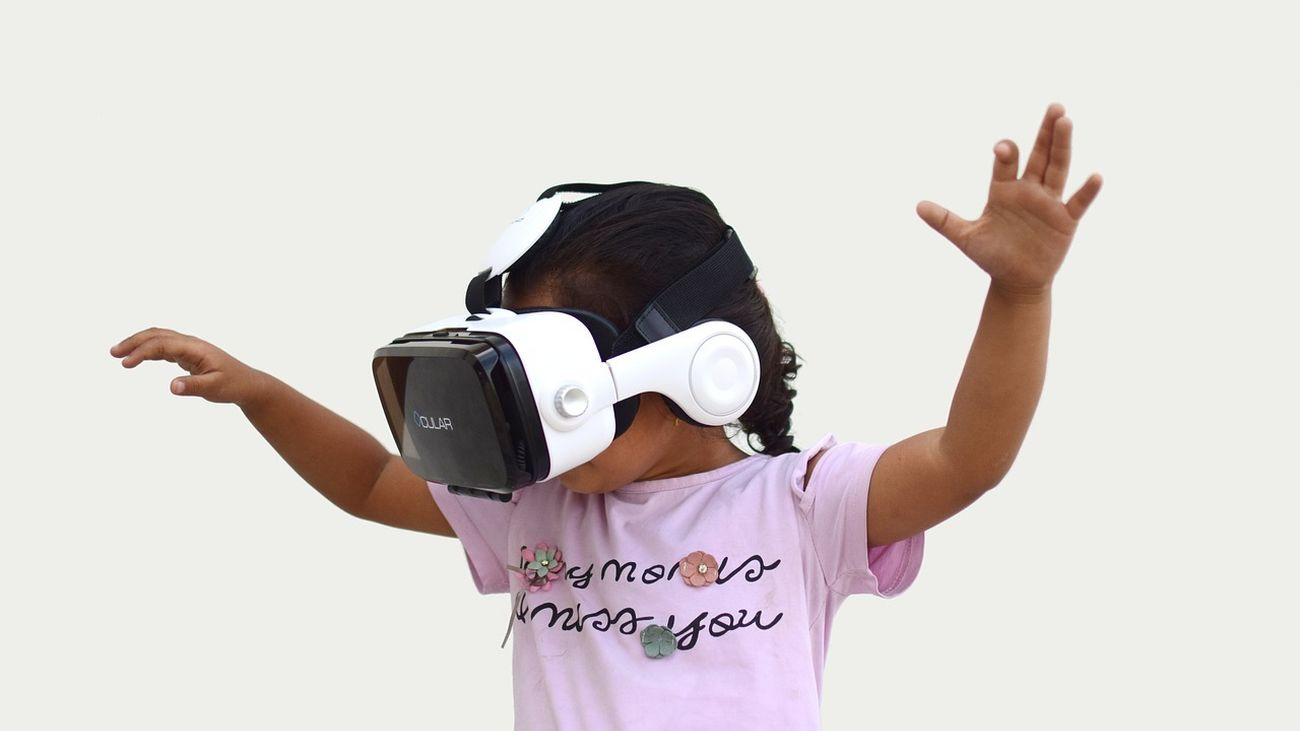 La realidad virtual puede afectar a la coordinación motora de los niños