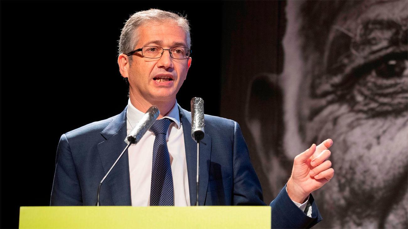 El gobernador del Banco de España urge al Gobierno a diseñar un plan de consolidación fiscal