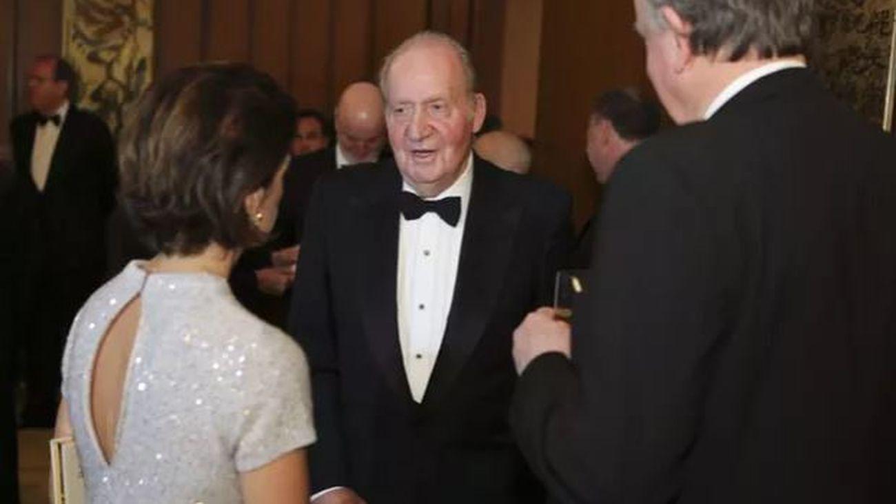 "Juan Carlos I: ""En Emiratos Árabes no molesto a la corona"""