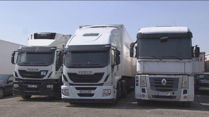 Aumentan las personas que se sacan el carnet de camión ante la oferta de puestos