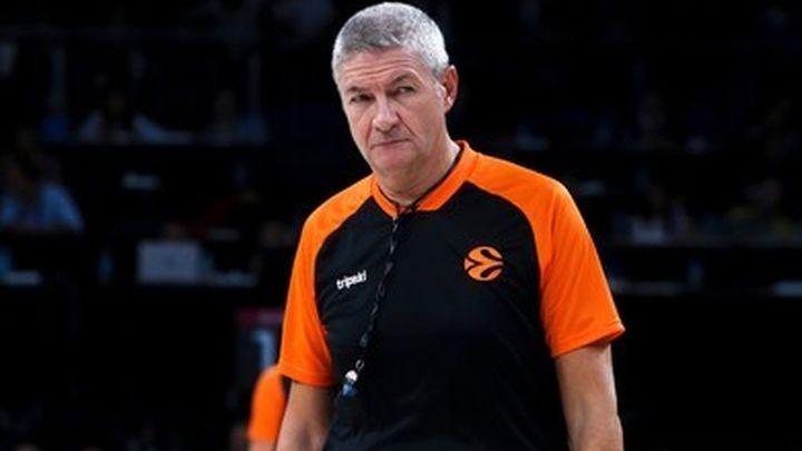 El mítico árbitro Luigi Lamonica, en Onda Madrid