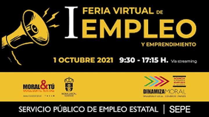 I Feria Virtual de Empleo y Emprendimiento del Ayuntamiento de Moralzarzal