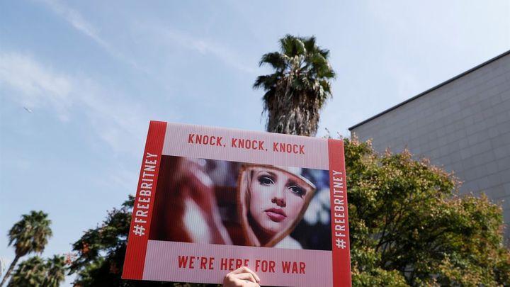 Britney Spears se libera de su padre: ya no será su tutor legal
