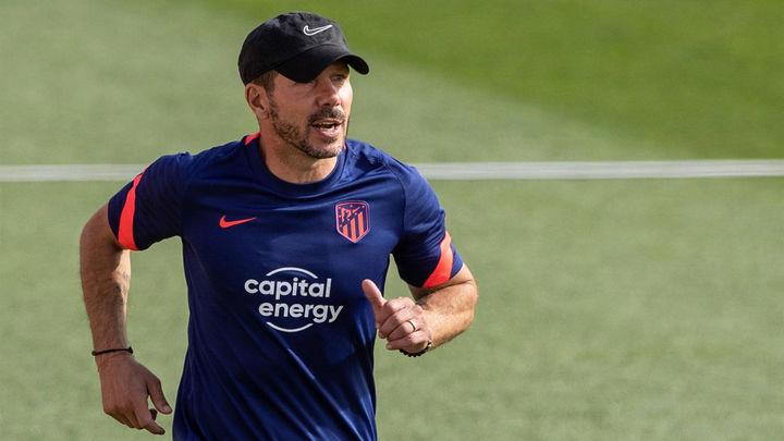 """Simeone: """"El Barça es un equipo que tiene muy buenos futbolistas"""""""