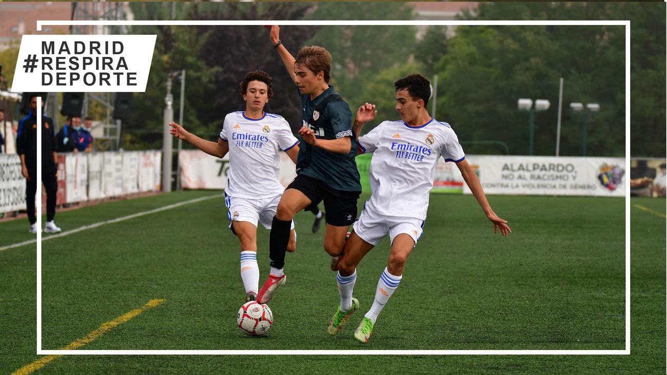 Cadetes, infantiles y alevines inician la Superliga y División de Honor