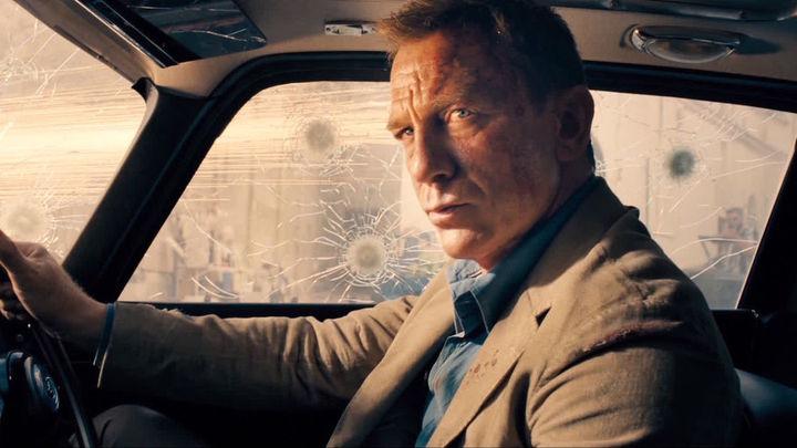 Llega a los cines el último Bond de Daniel Craig