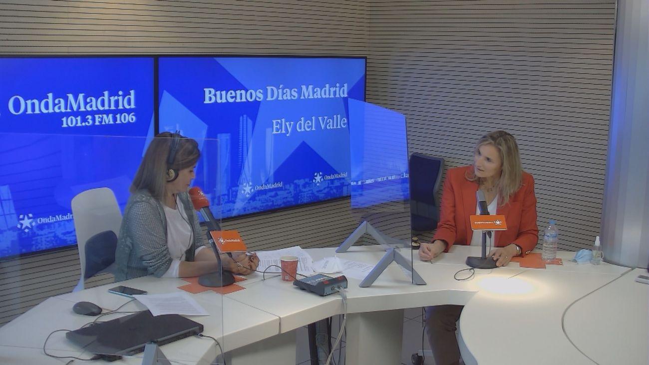 """Paloma Martín: """"Hay que sacar del recibo de la luz todo aquello que es impuesto y no forma parte del consumo eléctrico del ciudadano"""""""