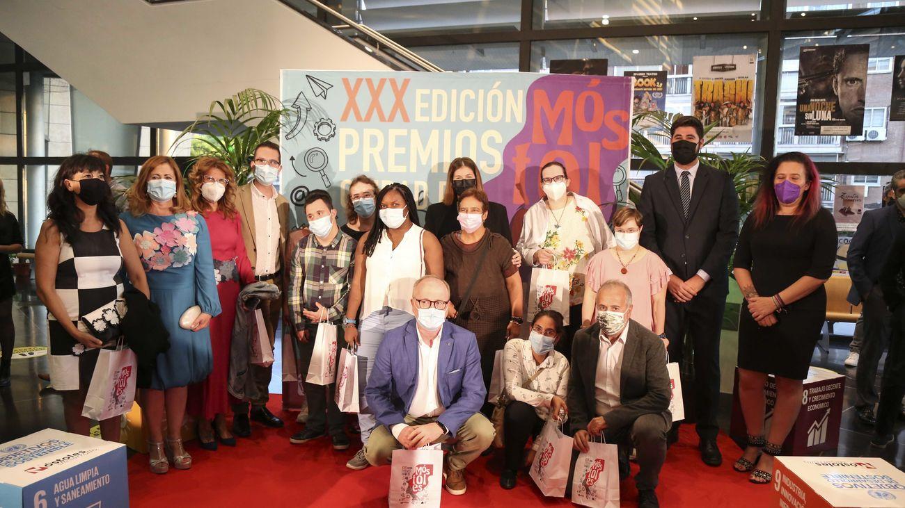 La XXX edición de los Premios Ciudad de Móstoles ya tiene ganadores
