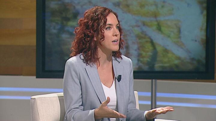 """María Pastor: """"No tiene sentido ir a teatros o bares y que los centros de Atención Primaria sigan cerrados"""""""