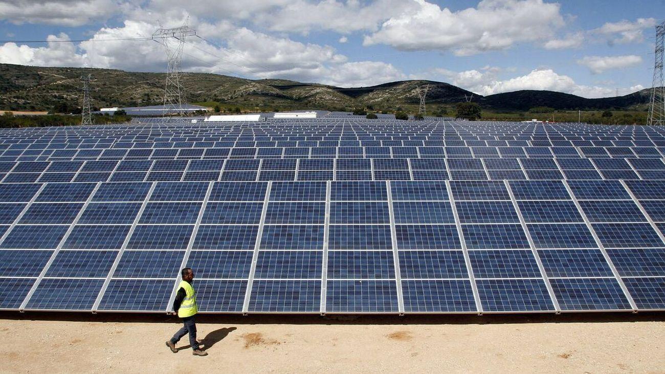 Getafe tramita la construcción de una planta solar fotovoltaica