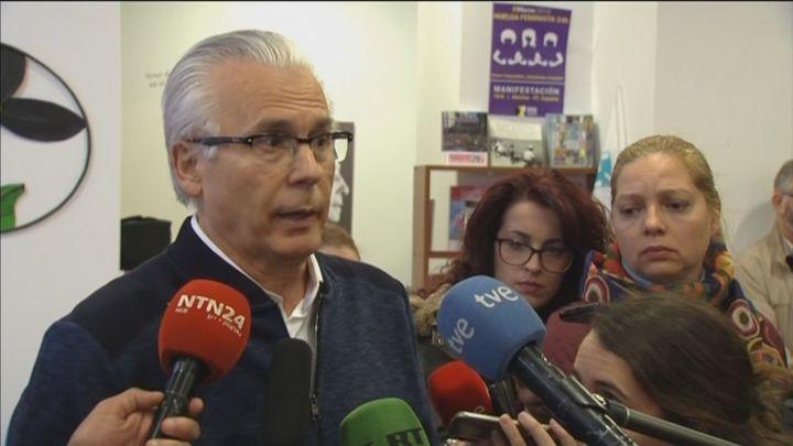 'El Pollo' Carvajal entrega documentación sobre supuestos contratos del despacho de Garzón con PDVSA