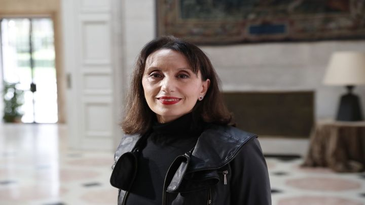 Luz Casal interviene en un coloquio por 'La Noche de los Libros'