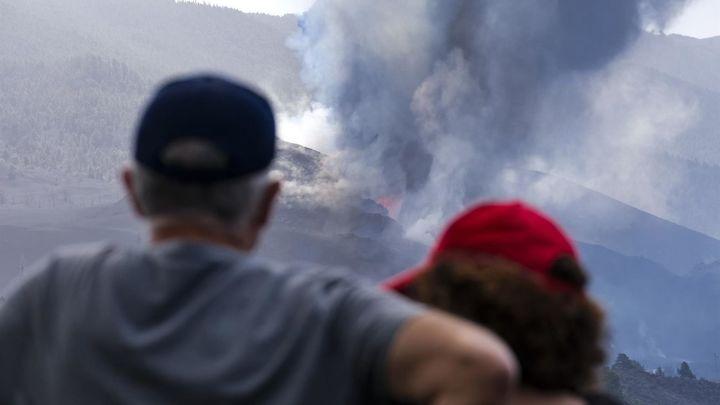 El delta generado por la lava del volcán de La Palma supera ya las 20 hectáreas
