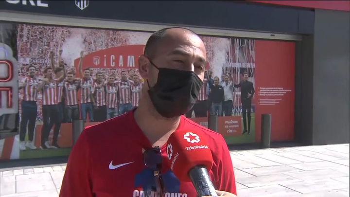 El Wanda Metropolitano recupera su aforo completo