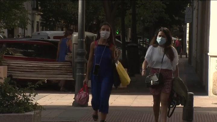 El comercio en Madrid recupera su niveles de venta de antes de de la pandemia