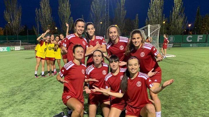 """Pozuelo CF Femenino, """"máxima ilusión y sin complejos"""" en la Copa de la Reina"""