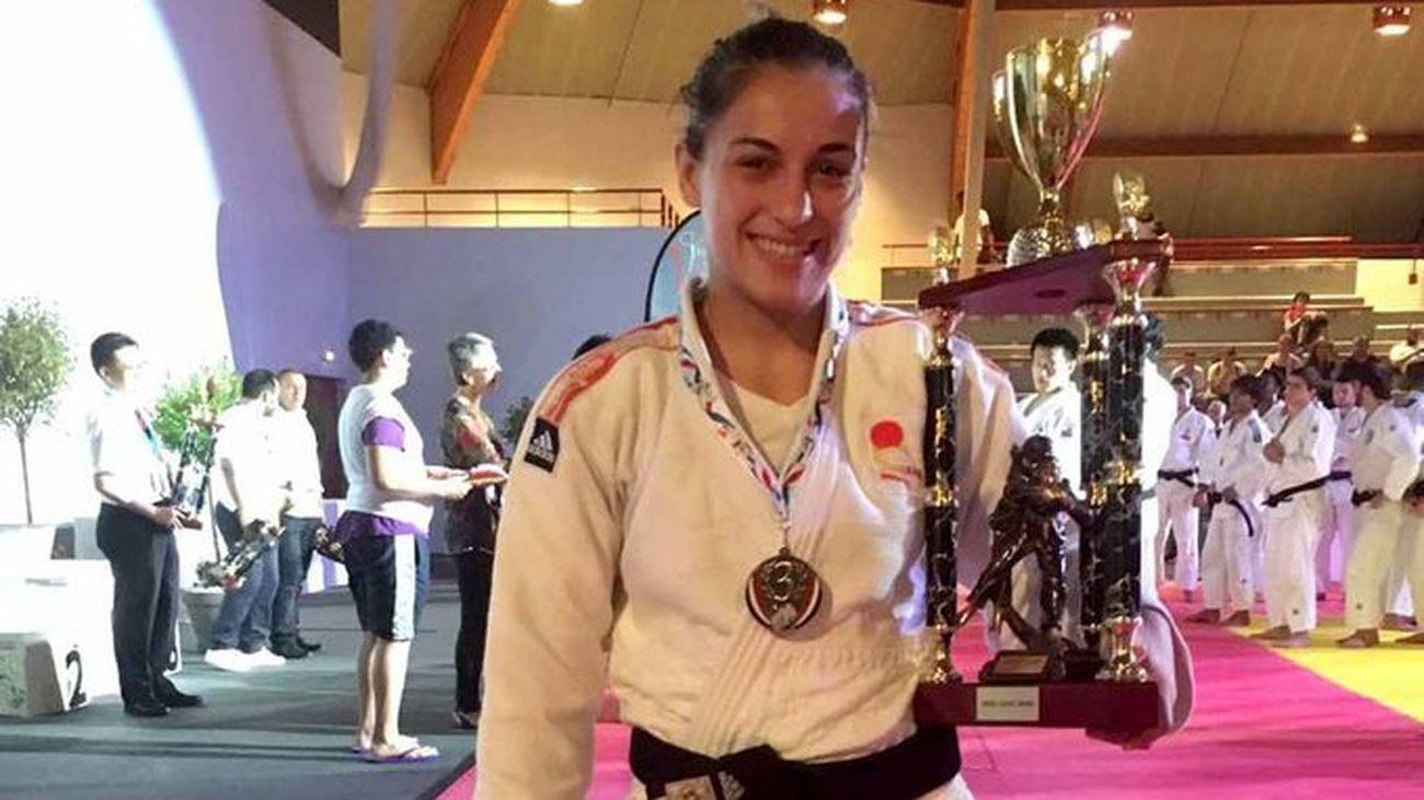 Saray Padilla, con París 2024 como objetivo