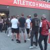 Así ha sido la 'vuelta a la normalidad' en el Wanda Metropolitano