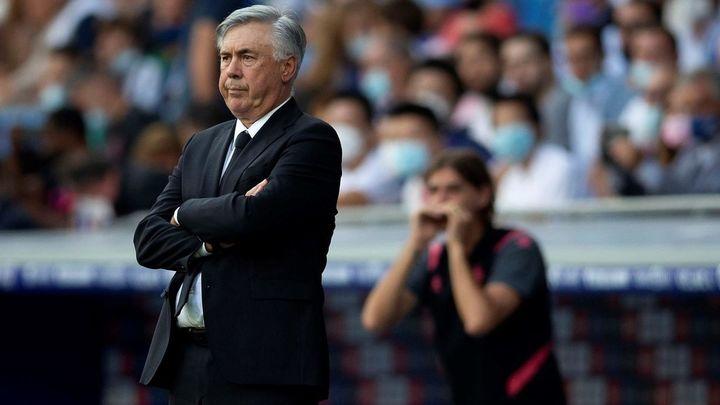 """Ancelotti: """"El equipo ha cambiado en una semana su actitud"""""""