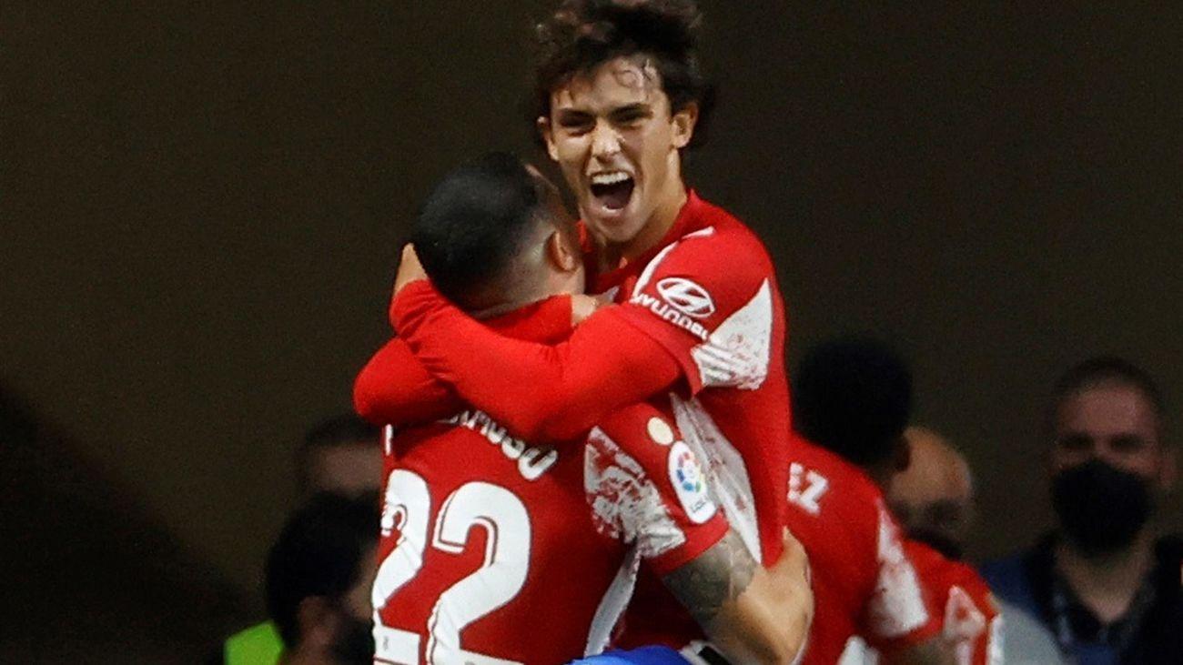 """Simeone: """"Joao es un jugador determinante"""""""