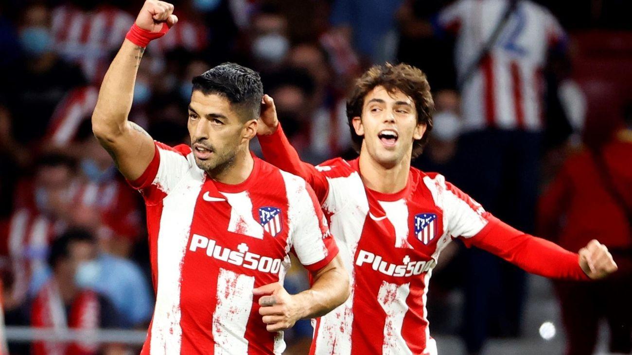 2-0 El Atlético de Madrid ahonda la herida culé