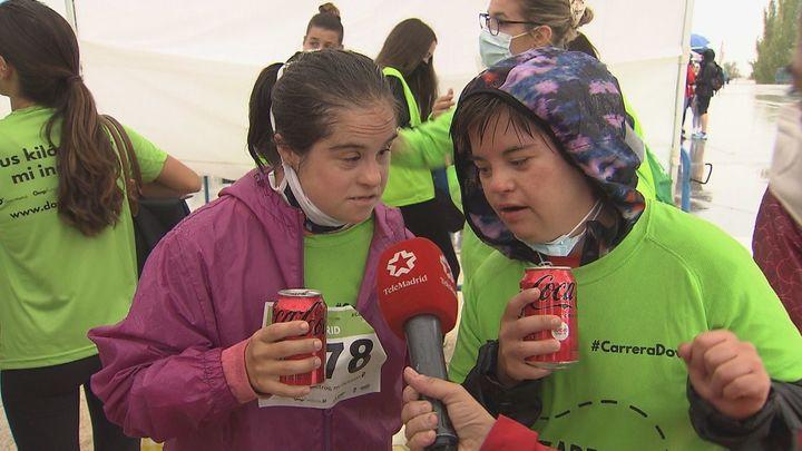 Carrera Down Madrid, por la inclusión social