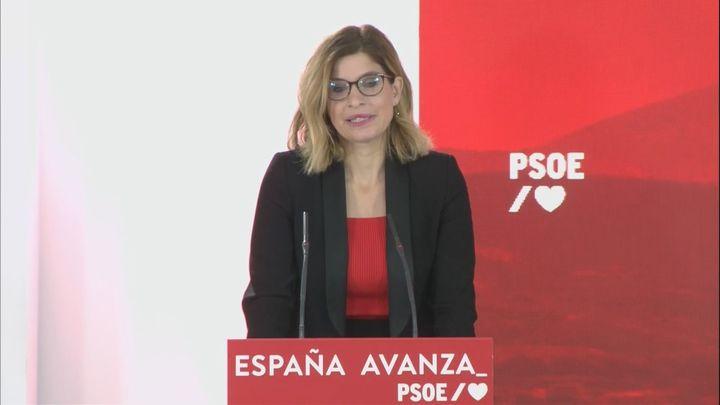 """Hana Jalloul: """"Madrid es la más rica y la que menos invierte en Sanidad y Educación"""""""