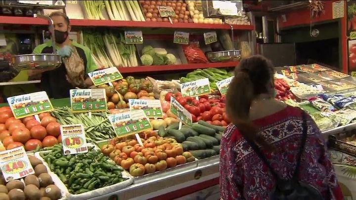 Suben los precios de los productos de alimentación a causa del alza de la luz y carburantes