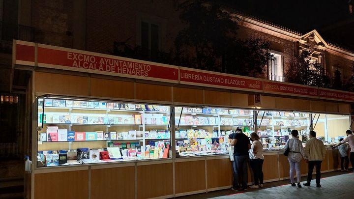 Alcalá de Henares celebra la Feria del Libro hasta el día 17