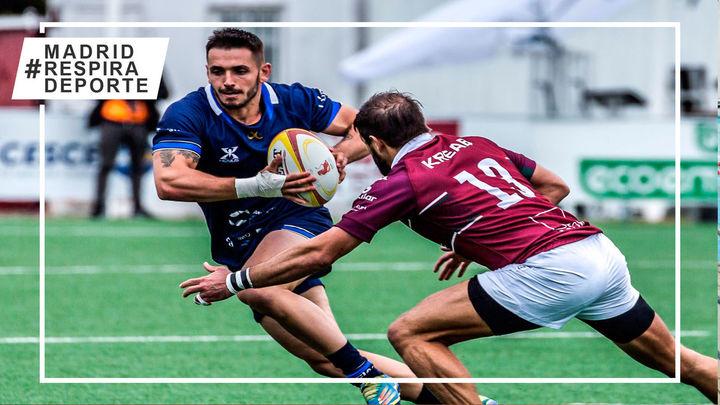 Rugby Alcobendas y Complutense Cisneros debutan con victorias en la liga