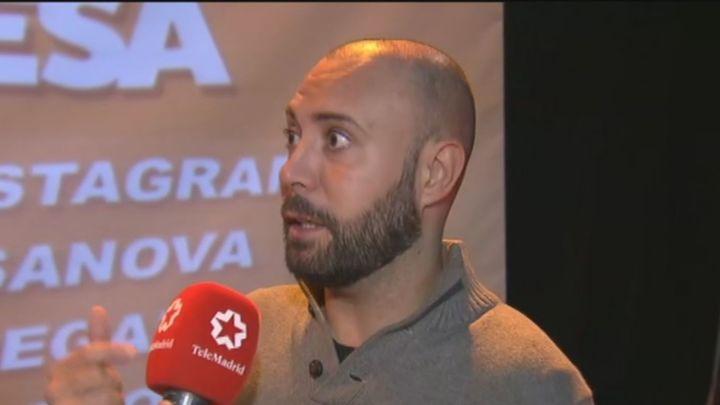 """Andreu Casanova: """"en Tinder se encuentra más amor que citas locas"""""""