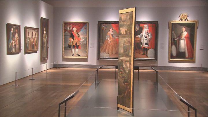 Arte iberoamericano en el Museo del Prado