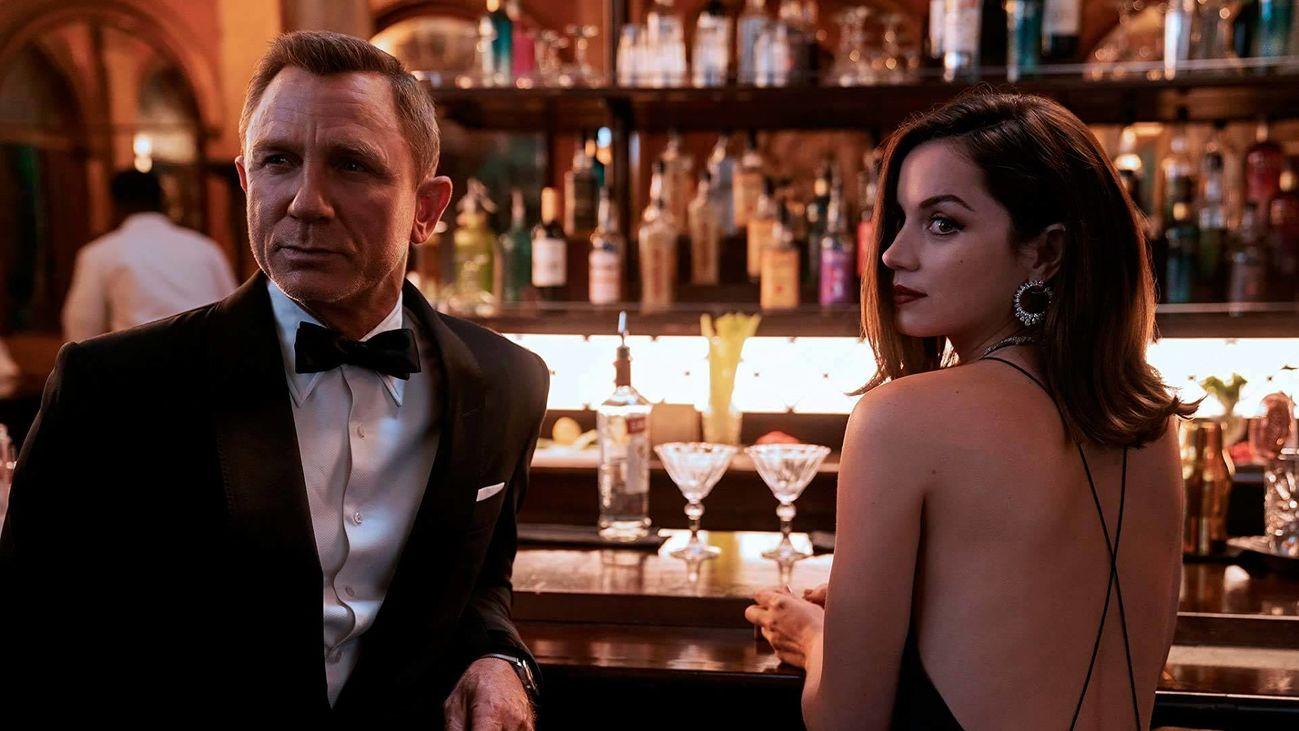 'Sin tiempo para morir', número 1 en cines en su fin de semana de estreno