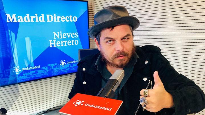 Jimmy Barnatán, un hombre feliz en las tablas del Teatro Lara