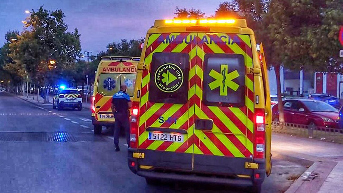 Herido un niño de dos años en Alcoercón tras caer desde cuatro metros por el hueco de una valla