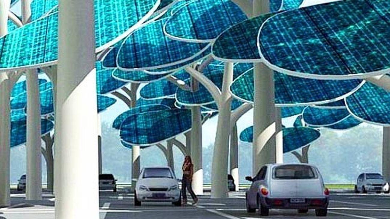 Getafe tendrá el primer bosque solar de la Comunidad de Madrid
