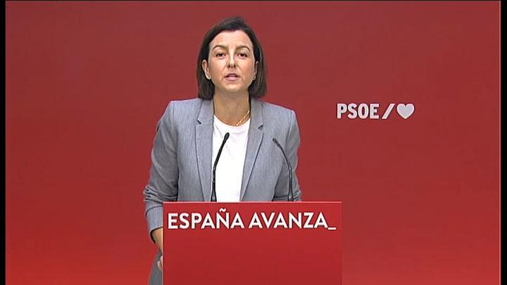 """El PSOE prepara ya su Congreso que se centrará en  hablar de """"los problemas que realmente importan a los españoles"""""""