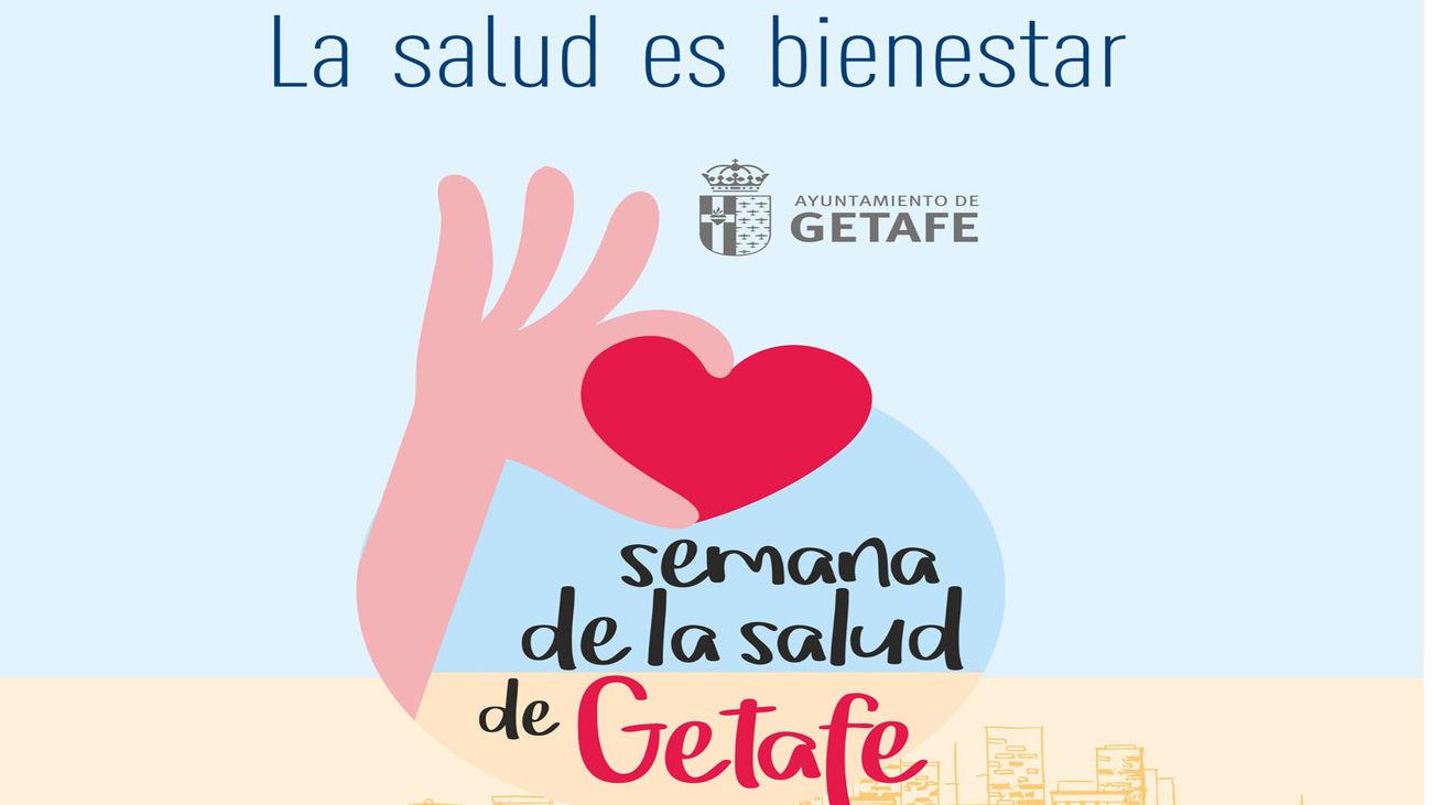 Getafe celebra su Semana de la Salud bajo el lema 'La salud es bienestar'