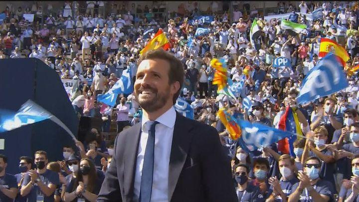 Satisfacción en el PP por el mensaje de unidad en torno a Casado trasladado en la Convención
