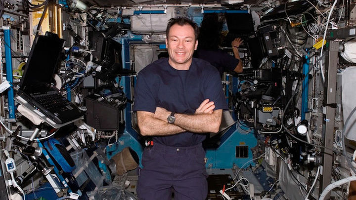 """López-Alegría: """"Quiero democratizar la experiencia de viajar al espacio"""""""
