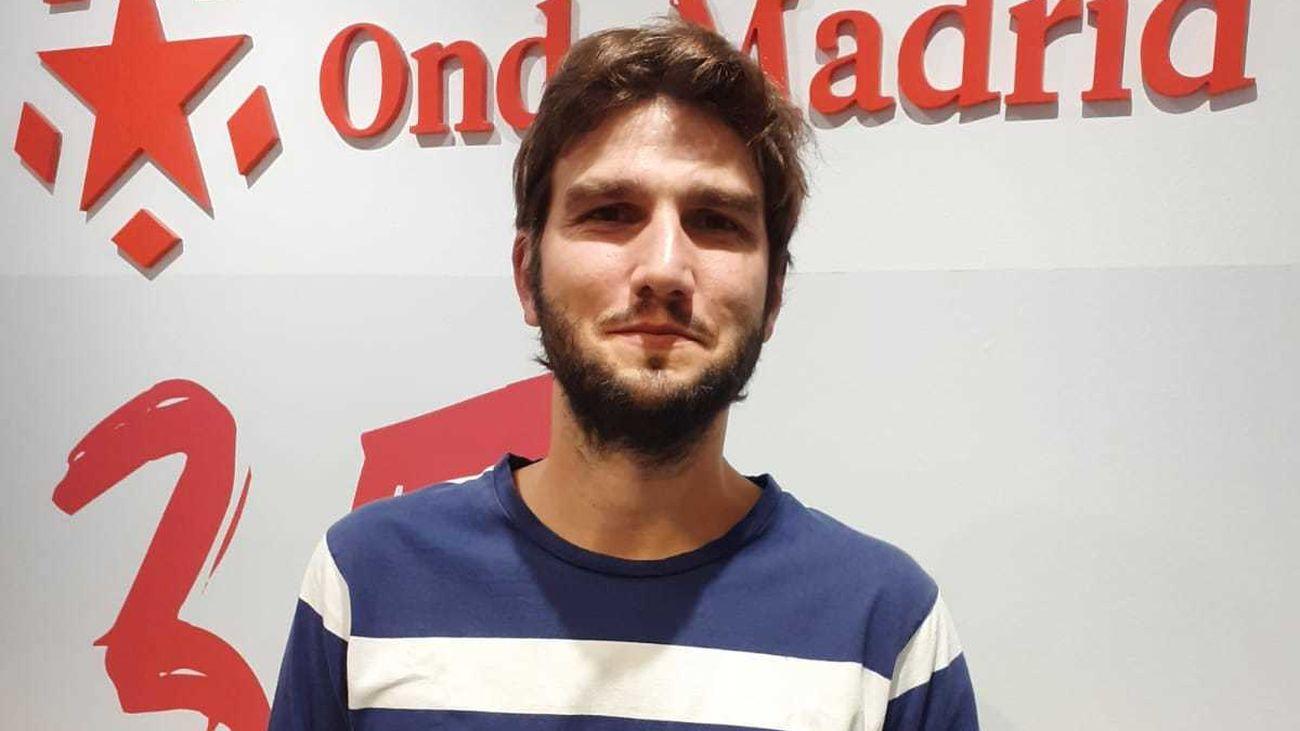 La Regadera: Lucas Vidal  04.10.2021