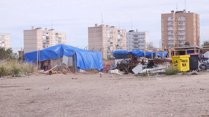 Toxicómanos y traficantes de droga regresan a San Dalmacio 48 horas después de ser desalojados
