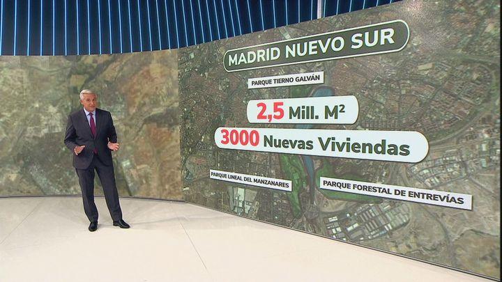 Así es Madrid Nuevo Sur