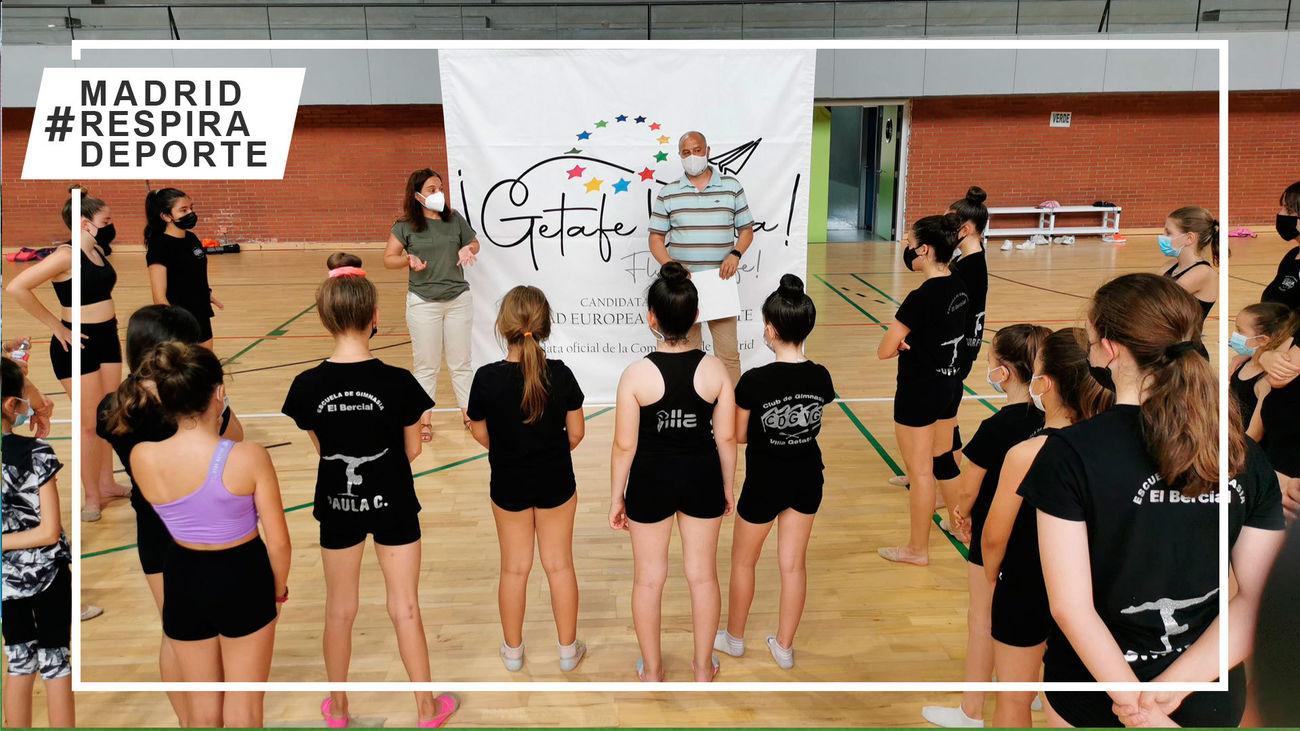 Getafe será evaluada como Ciudad Europea del Deporte del 18 al 20 de octubre