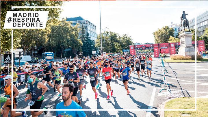 Abiertas las inscripciones para el Maratón de Madrid 2022