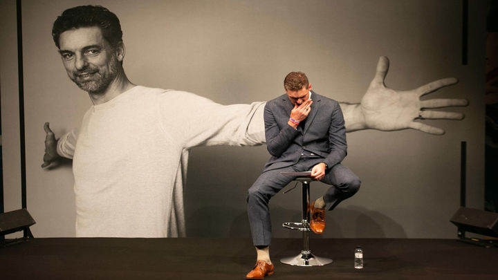 Pau Gasol anuncia su retirada