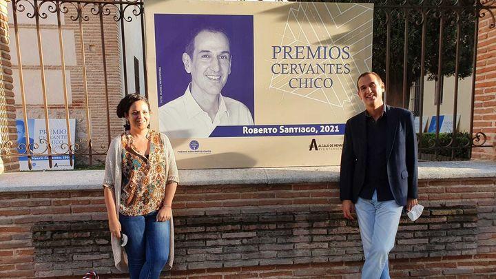 Roberto Santiago, Premio Cervantes Chico 2021