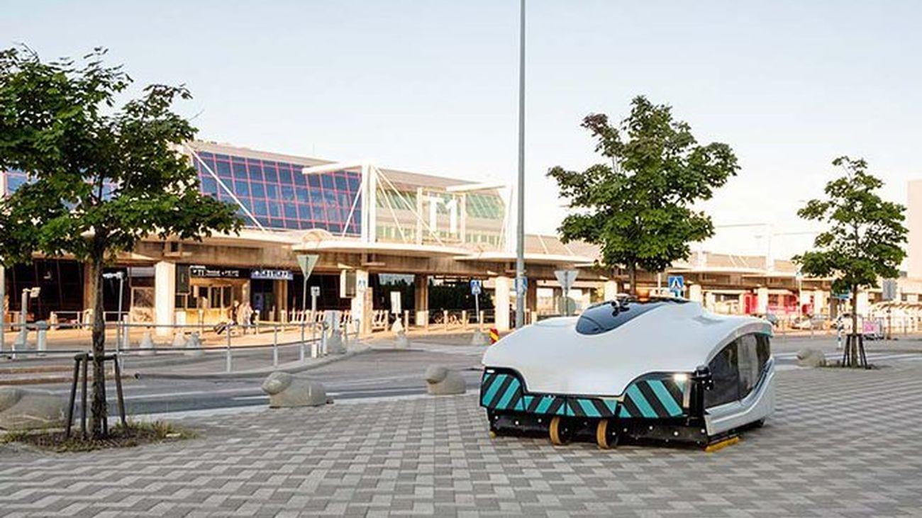 Alcorcón usará robots para limpiar las calles