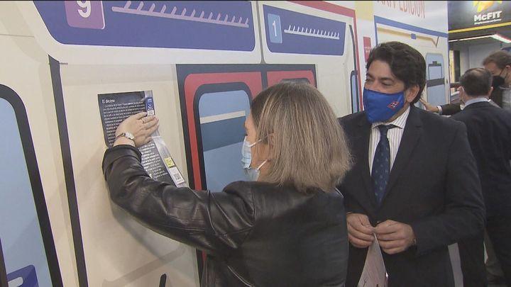 Grandes autores 'salen a la calle' en Madrid y 6.600 láminas con sus obras se instalan en Metro y EMT