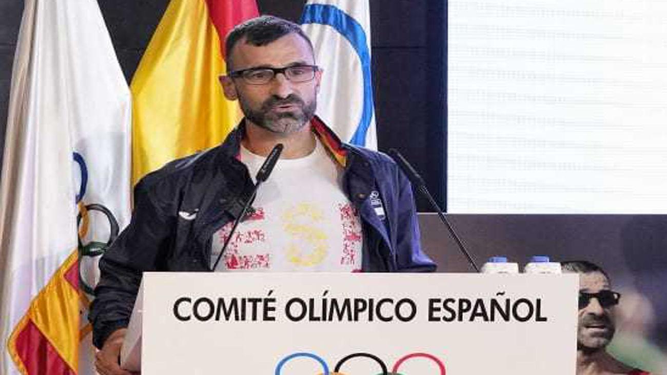 """García Bragado: """"El atletismo me lo ha dado todo"""""""